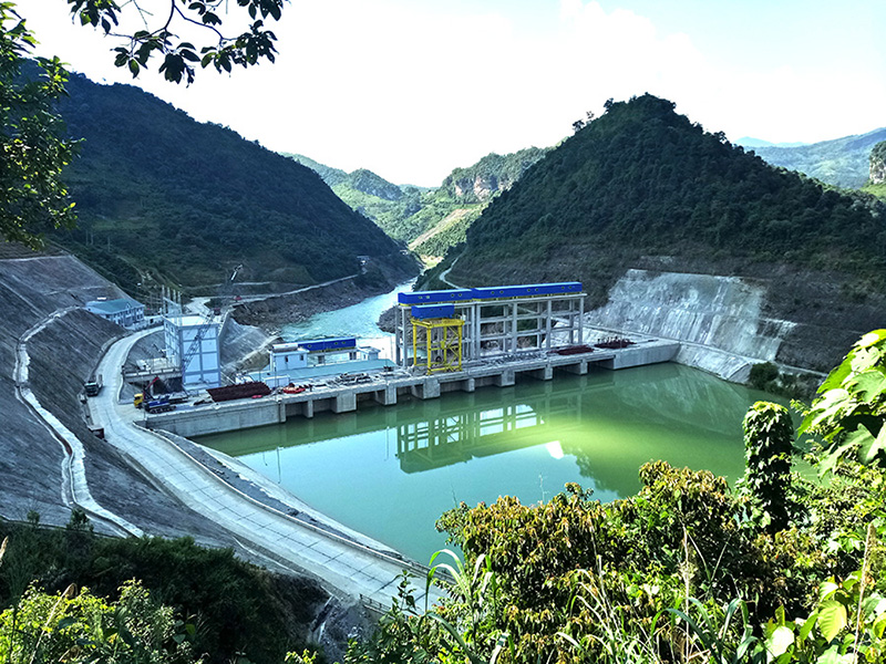Ta Thang hydropower project